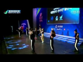 【Full】140911 T-ARA_Sugar Free Live@Incheon Asian Games 2014 Opening Ceremony (non-HD)