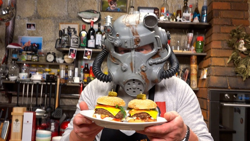 Готовим ядерные деликатесы из Fallout 76