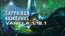 Sapphiron - First Kill | Naxxramas | Vanilla 1.12.1