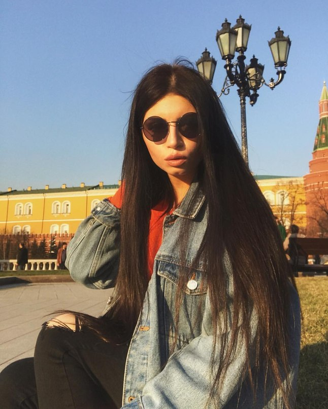 Каролина Давидавичюте   Москва