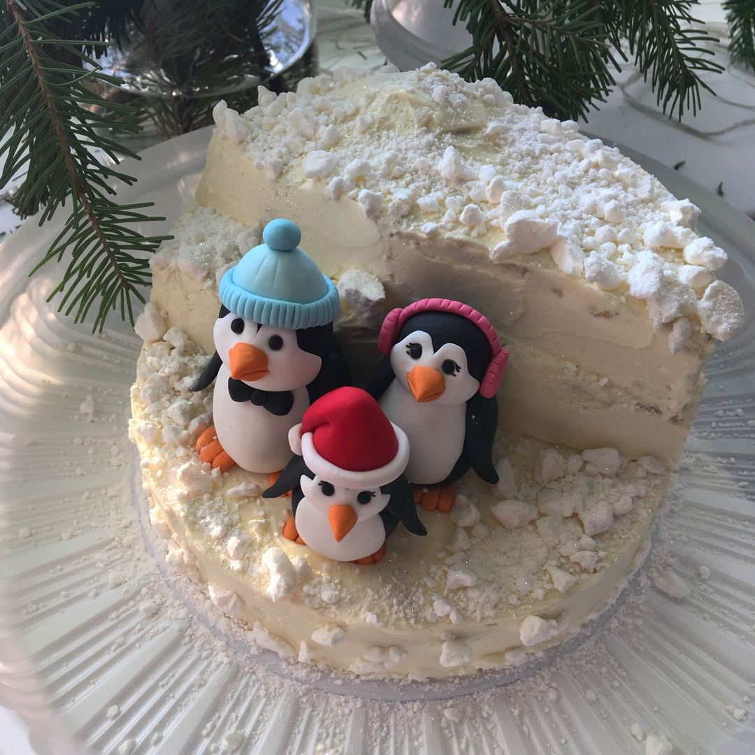 новогодний торт (Арт.336)
