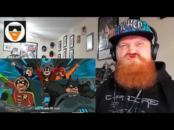 BATMETAL FOREVER - Reaction / Review