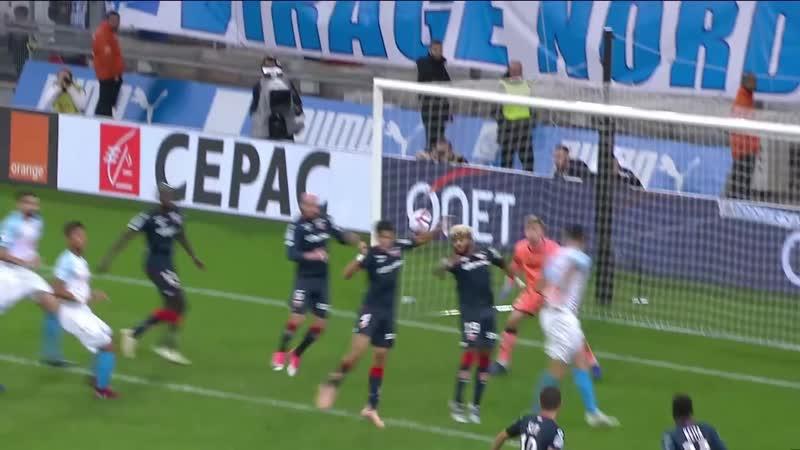Olympique de Marseille - Dijon FCO ( 2-0 ) - Résumé - (OM - DFCO) - 2018-19