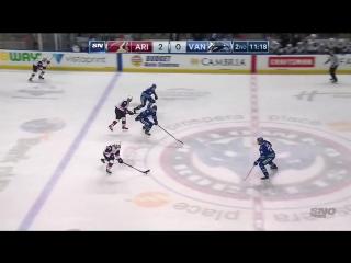 NHL 2018-2019 / PS / 29.09.2018 / Arizona Coyotes @ Vancouver Canucks