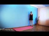Как быстро похудеть в боках дома - YouTube