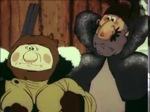 Ишь ты, масленица! (1985) Советский мультфильм