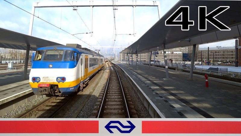 4K CABVIEW HOLLAND Utrecht - Almere SLT 5mrt 2019