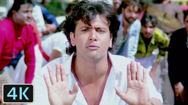 Bambai Humko Jam Gayi Full Video 4K Song   Govinda   Hindi Dance Song - Swarg