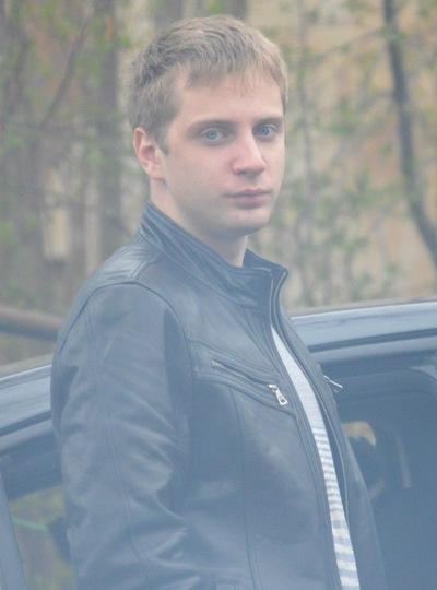 Александр Голубев, 9 ноября 1988, Москва, id16686456