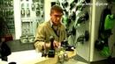 Демонстрация цепной электропилы, сверхпрочной биты и дисковой пилы по металлу