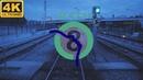 LIGNE 8 MÉTRO PARIS RATP 4K