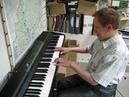 Раф Минеев. Симфония № 40 (Моцарт) (импровиз) 2.06.2013г.