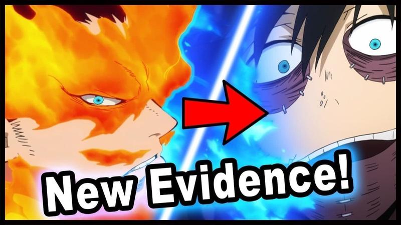 Dabi is Endeavor's Son NEW EVIDENCE?! (My Hero Academia / Boku no Hero Shoto / Enji Todoroki Theory)
