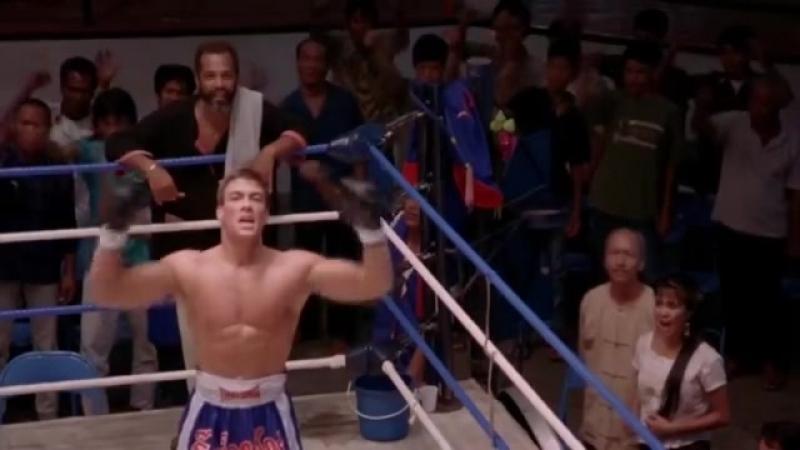 Кикбоксер - один из лучших спорт. фильмов с участием Жан-Клод Ван Дамма