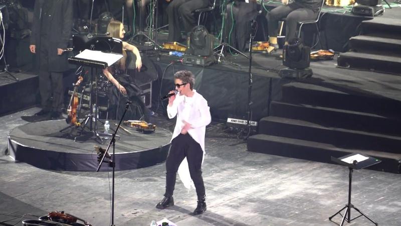 Сурганова и оркестр - Мир Лабиринт - Юбилейный концерт - Крокус Сити Холл - 1 декабря 2018