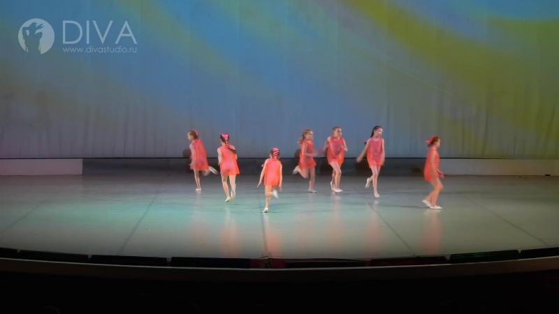 Kids dance (детские танцы), дети 7-9 лет,
