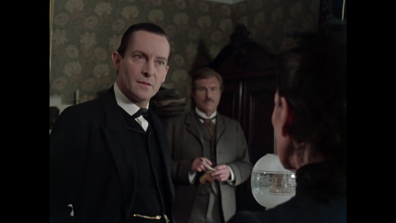 Подрядчик из Норвуда -Приключения Шерлока Холмса. Серия 10 (Великобритания телесериал 1984-1994 годов) FullHD