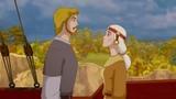 Мультфильм.Сказ о Петре и Февронии.