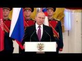 Ветеранам Великой Отечественной Владимир Путин вручил медали к 70-летию Победы - Первый канал