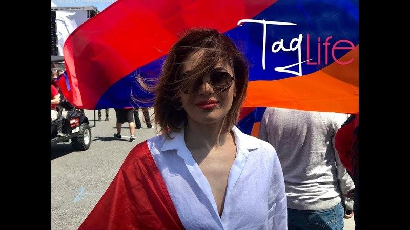 Armenian Velvet Revolution 🇦🇲 Թավշյա Հեղափոխություն