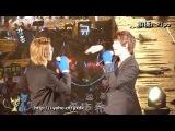 101113 SS3 Nanjing- Dancing Out- Kyuhyun & Heechul (Precious KyuChul moment♥) HD Fancam