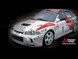 Lancer Evolution IV Gsr 1996 for Gran Turismo 2 Gameplay
