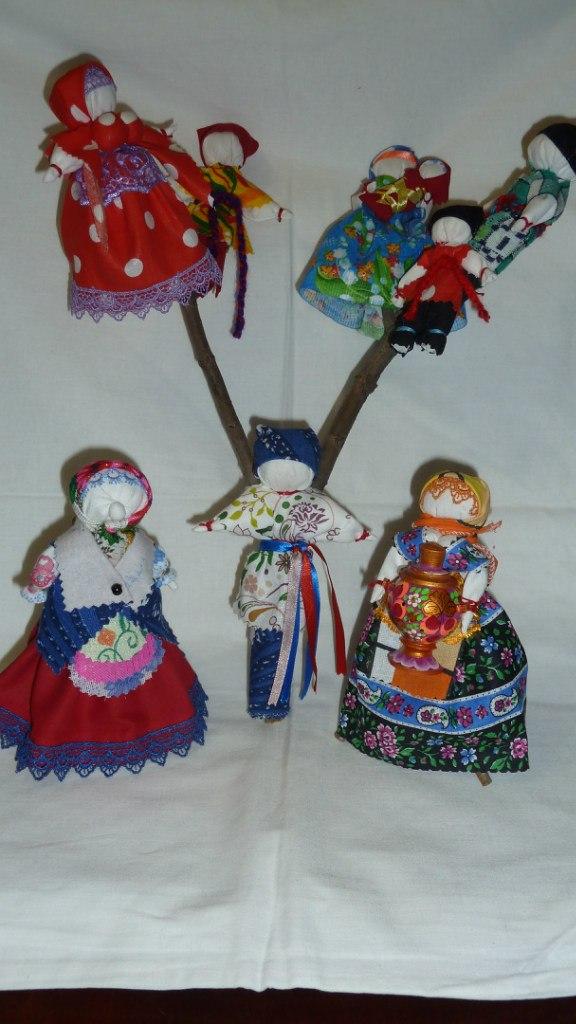 Свадебная кукла Роща