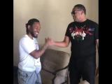 Kendrick Lamar meets Master P