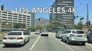 Drive 4K - Glendale - Los Angeles USA
