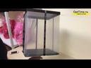 Как собирать коробку для медведя из роз - инструкция