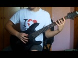 Suicide Silence -- Green Monster (Guitar cover)