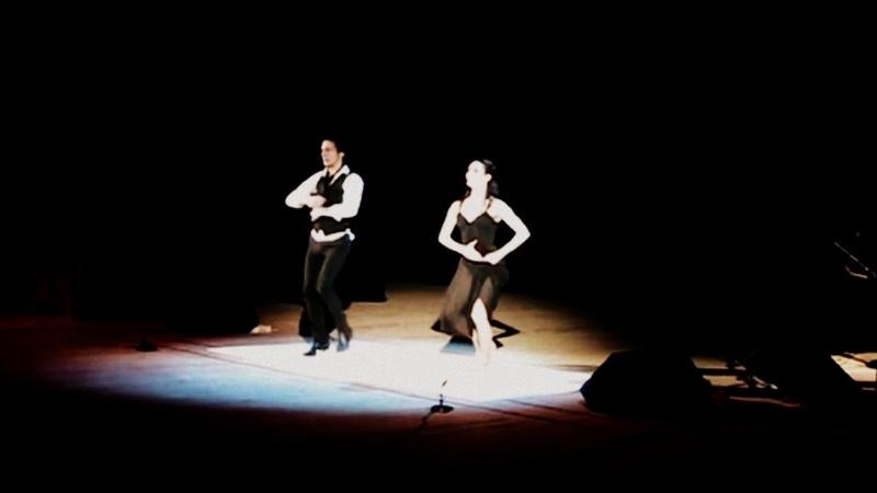 7.01.18 Показ спектакля фламенко Легенда о Ромео и Джульетте El Tebi Flamenco
