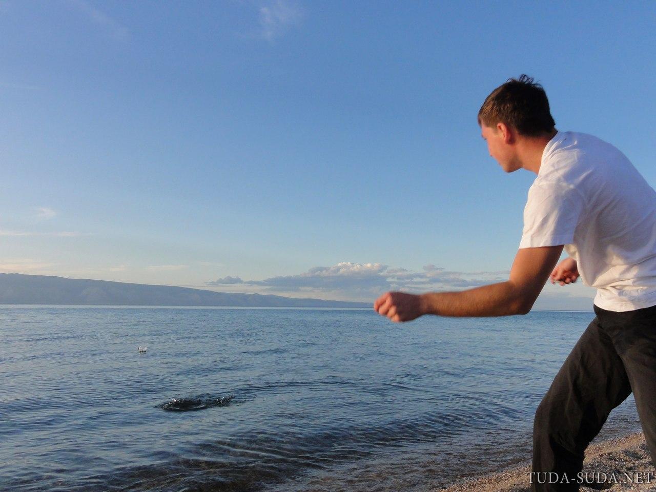 Вода на Байкале