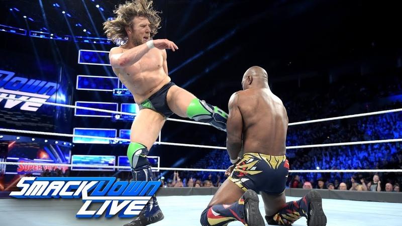 Daniel Bryan vs. Shelton Benjamin: SmackDown LIVE, Oct. 2, 2018