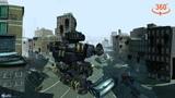Trailer War Robots NOW! VR 360