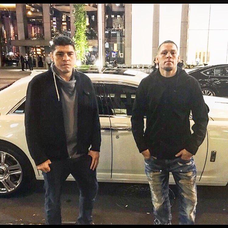 Братья Диазы уже в Нью-Йорке