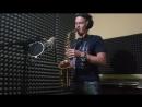 Сергей Смоляк - Don't Be So Shy (saxophone cover Imany) (запись/сведение Million Records)
