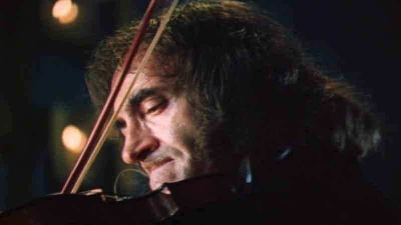 Никколо Паганини (Соло на одной струне)