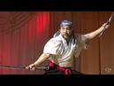 Японский театр «Самурай-шоу» потряс минчан