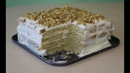 Торт ленивый СМЕТАННИК Сметанник за 20 минут Рецепт торта без выпечки