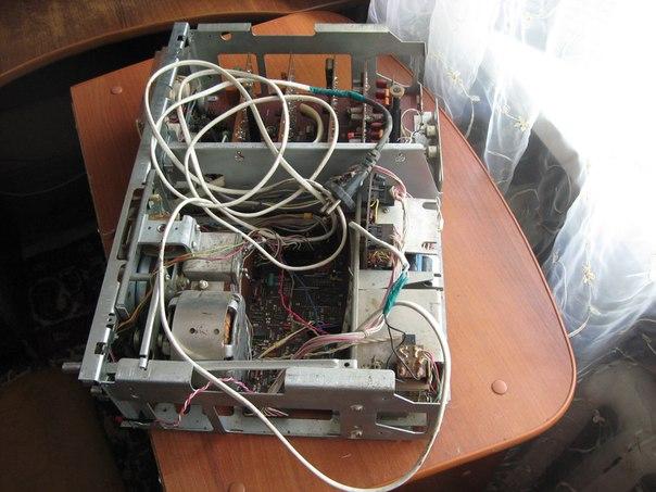 Магнитофон маяк 231