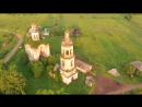 Село Пантыл _ The village and the temple _ Mavic A
