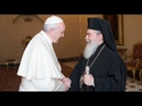 Хитрость Ватикана по схождение Благодатного Огня И про истенного Патриарха Иринея Иерусалимского