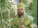 Моршанск православный Троица Праздничное богослужение в Свято Троицком соборе