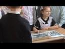 Парта героя в Ковалевской СШ