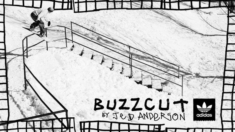 Adidas Snowboarding presents Buzzcut