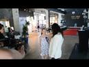 Моя, дочь Ариша. Интервью для польского телеканала TVP3