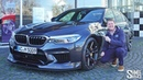 THIS is a BMW M5 The 700hp AC Schnitzer ACS5 Sport