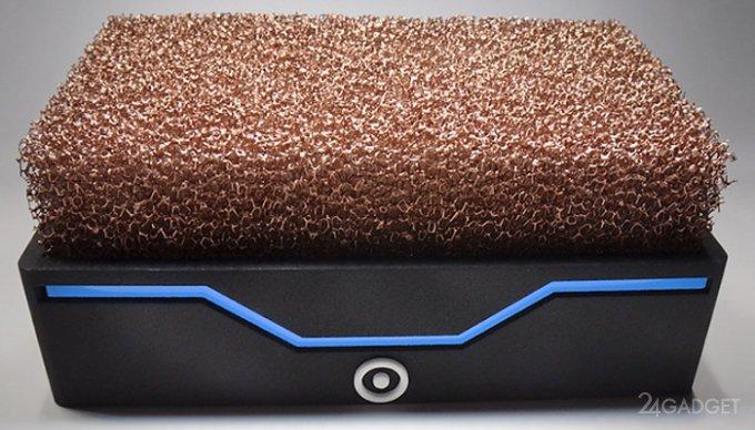 мини-пк уникальной системой охлаждения