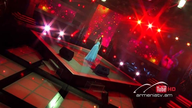 Roza Saribekyan,Շորորա by Ashugh Seram - The Voice Of Armenia - Blind Auditions - Season 2